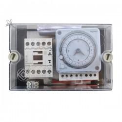 Elektroniskt tidur till 400V