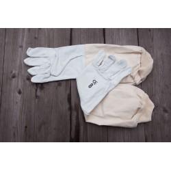 Handske av fårskinn