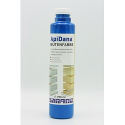 ApiDana® Kupfärg 750 ml blå