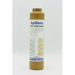 ApiDana® Kupfärg 750 ml umbra