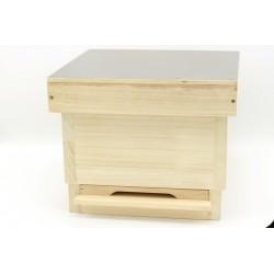 Mini Plus komplett träkupa